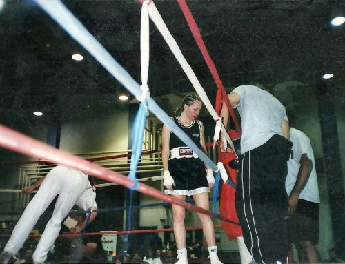 My Experience in Women's Boxing